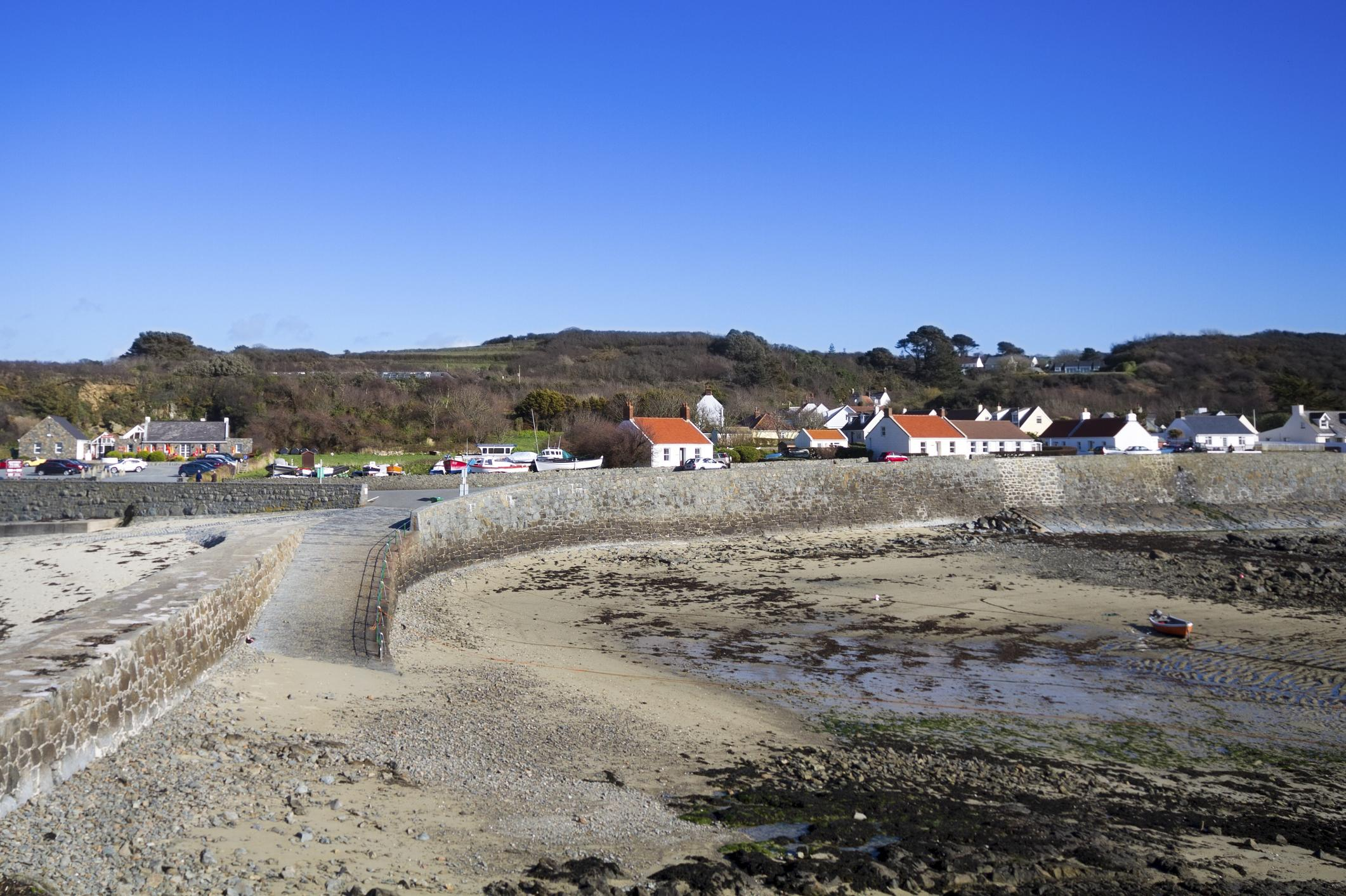 Known for having Britain's cleanest beach, the prettiest harbour town in Europe and the world's smallest chapel, Guernsey is a picturesque island found between the south coast of England and the north-west coastFrance.