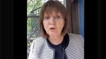 """#12O. Patricia Bullrich convocó a marchar y habló de la """"agenda clandestina"""" de Cristina Kirchner"""