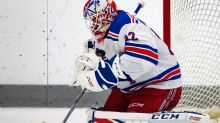 ECHL Cancellation Creates Goalie Problems for the Rangers