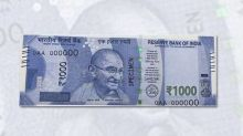 No new Rs 1000 notes for now, but this is how it looks at least on Twitter