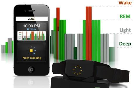Zeo Mobile turns phones into a sleep clinic, aids in advanced Power Rangers dreaming
