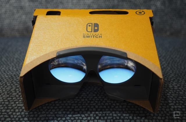 A few Nintendo Labo kits drop to $20 each on Best Buy