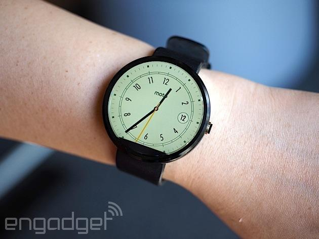 Motorola UK begins selling the Moto 360, discounts the Moto X for one day only