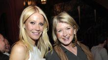Martha Stewart 'sometimes' looks at Goop products, but isn't a fan: 'Good luck, Gwyneth'
