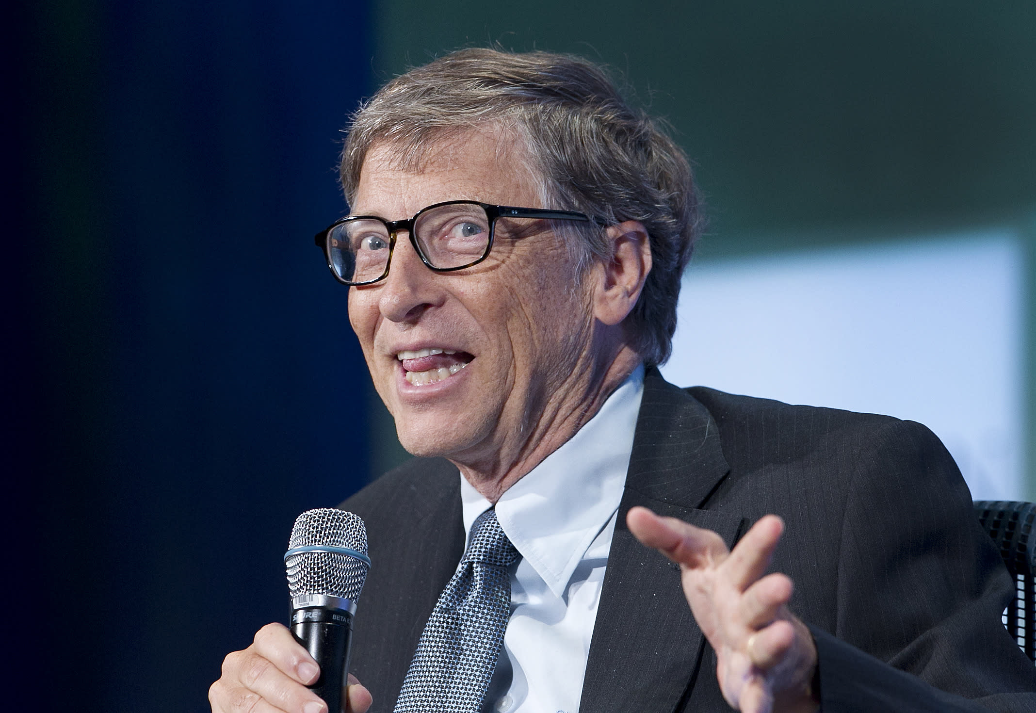The richest man in the world is Bill Gates, with a fortune of $72.9 billion - up 16.2% in a year. His fortune is all the more impressive when you add in the fact that he has given away $28 billion - most of it to the Bill & Melinda Gates Foundation. Microsoft is now just a fifth of his fortune.