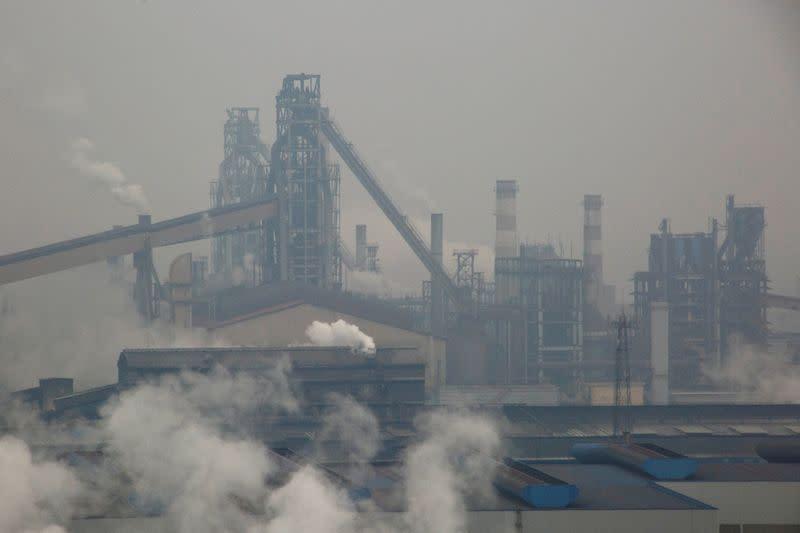 U.S. should follow EU and China in setting carbon-neutral target - U.N.'s WMO