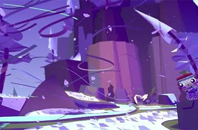Tearaway Unfolded coming to PlayStation 4