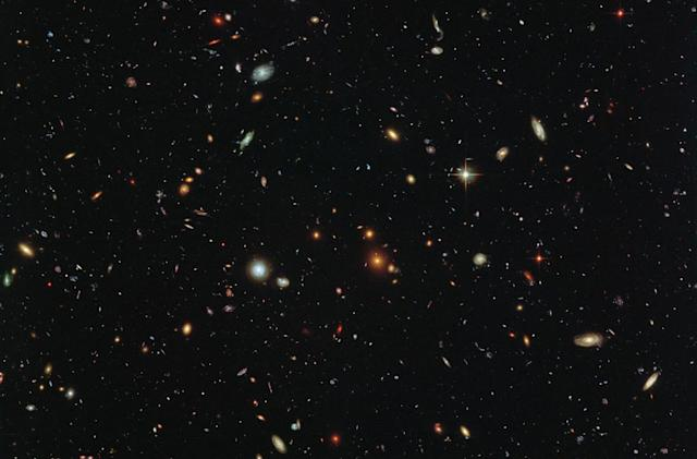 Supercomputer creates millions of virtual universes
