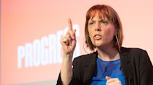 Labour leadership candidate says hundreds of men 'tell her to shut up and not run'