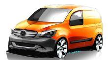 Next-gen Mercedes Citan to be developed with Renault-Nissan-Mitsubishi