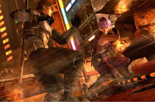 Dead or Alive 5 Last Round to hit PC, but online play's in limbo