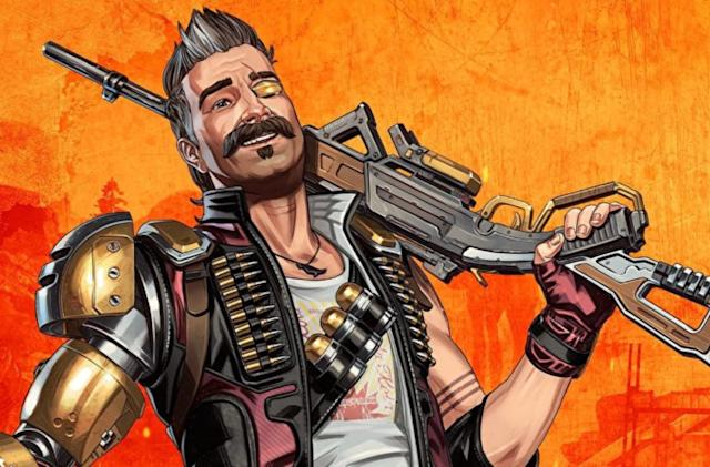 'Apex Legends' season 8 adds a new demolitionist character