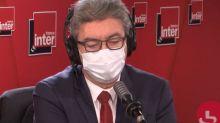 """Crise sanitaire : """"La multiplication de ces états d'urgence est attentatoire progressivement à nos libertés"""", affirme Jean-Luc Mélenchon"""
