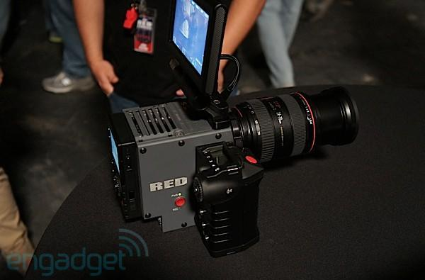 RED makes the Scarlet official, 5K stills and 4K video for $9,750