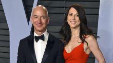 Fundador de Amazon Jeff Bezos y su esposa anuncian divorcio