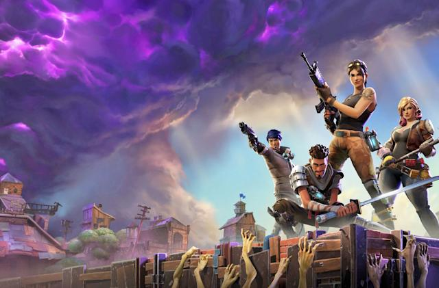 Epic's long-awaited 'Fortnite' hits consoles and PC  July 25th