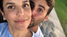 """Ivete Sangalo se declara para o marido: """"Quero caminhar sempre com você"""""""