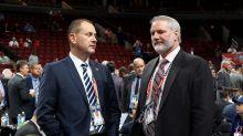 Islanders GM happy with Travis Hamonic trade, mum on next big move