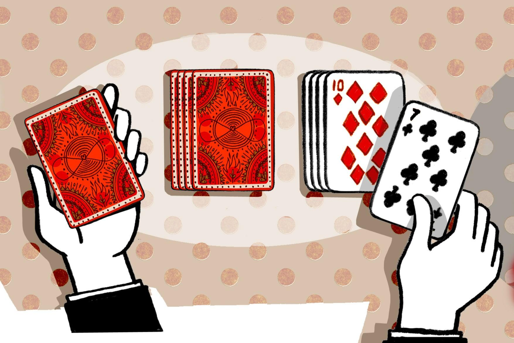 Take the 3rd STEM Challenge: learn a card trick that predicts the future by the magic of maths