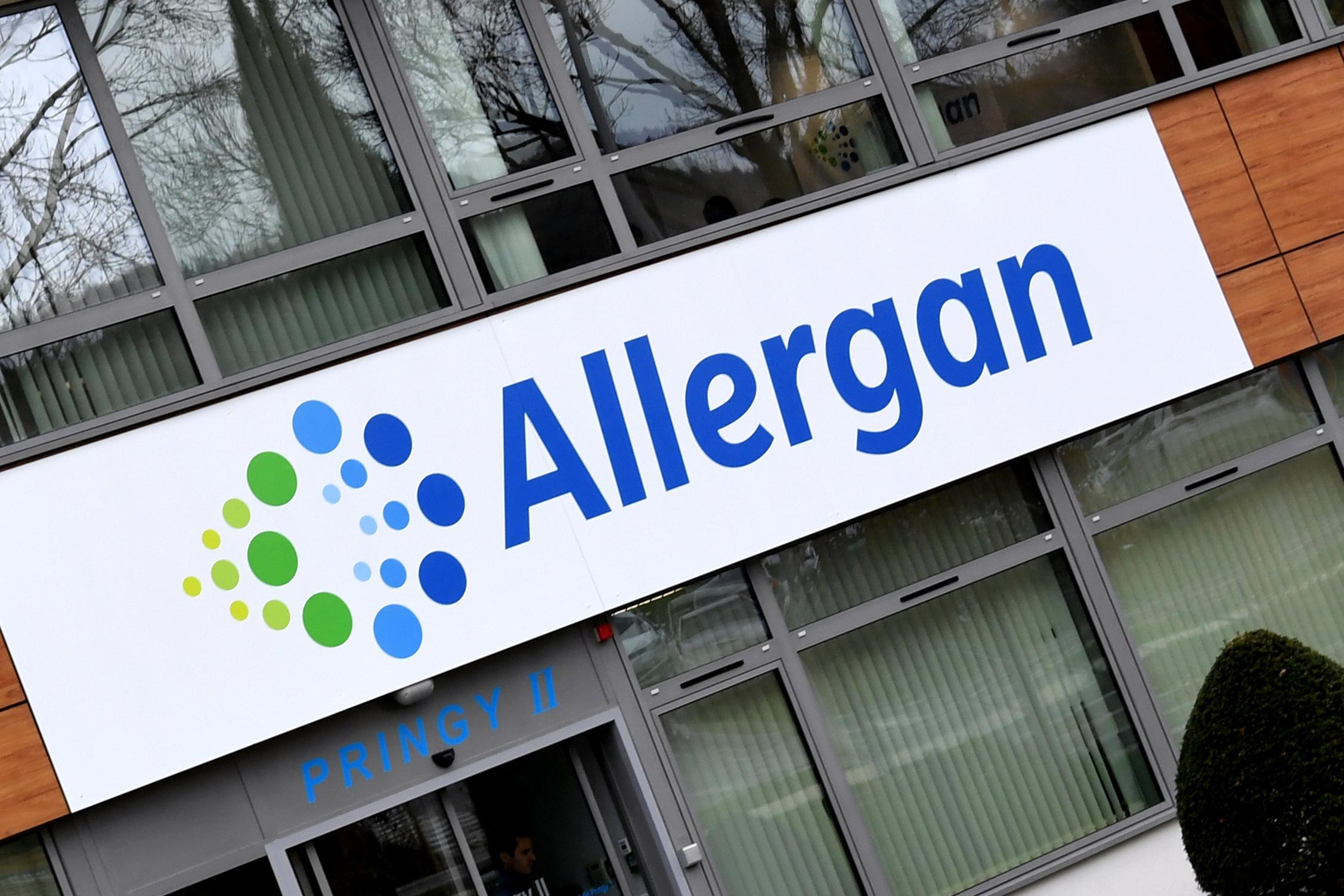 d98af80f40c Allergan stock jumps on news that Abbvie will buy Botox maker in a $63  billion deal
