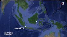 Jakarta, capitale de l'Indonésie menacée par les eaux, se prépare à déménager