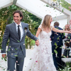 Celebrity Weddings 2018: Stars who said 'I do' this year