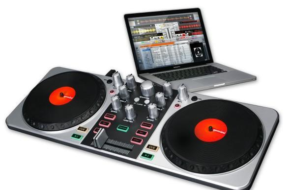 Gemini's FirstMix USB DJ controller now available for novice mixers
