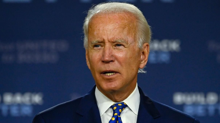 Biden pushes back on cognitive test question