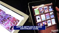 Apple settles e-book price fixing case; More GM recalls; Nuance possible sale