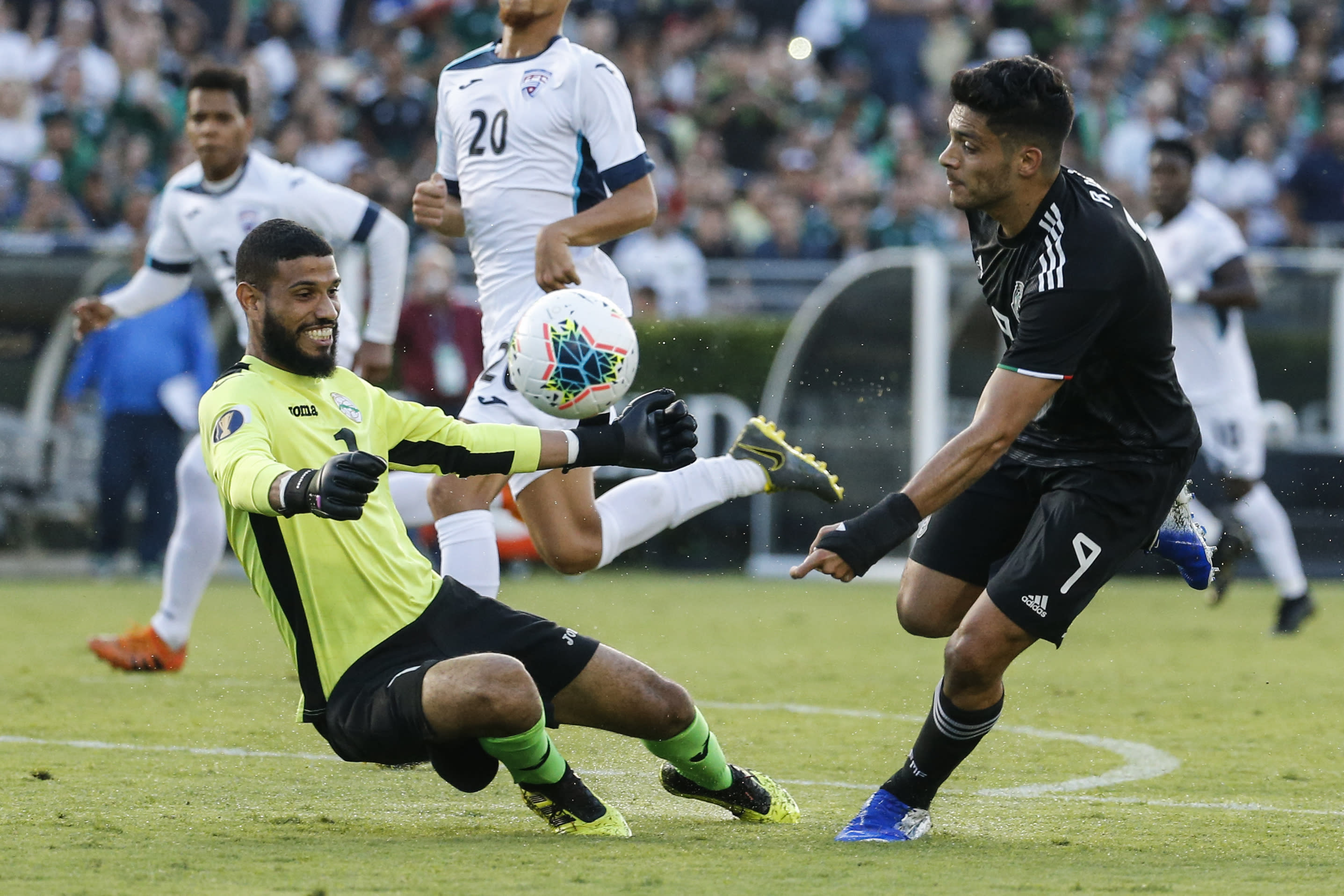 4f7db5a0a53cb Antuna has hat trick, Mexico routs Cuba 7-0 in Gold Cup