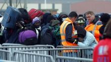 France clears 'Jungle' migrant camp in Calais, children in limbo