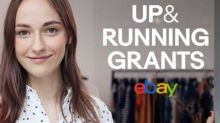 """eBay Launches """"Up & Running Grants"""" to Set Small Business Sellers Up for Success in 2021"""
