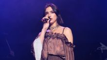 'I am horrified': Dua Lipa speaks out after security at her Shanghai show ejects fans waving LGBTQ flags