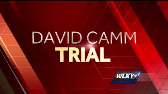 Tuesday testimony focuses on David Camm's behavior after deaths