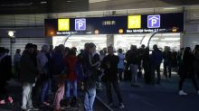 Swedish airport evacuated after bomb scare: TT news agency