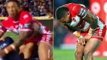'Wouldn't wish upon anyone': NRL star's testicle injury hell