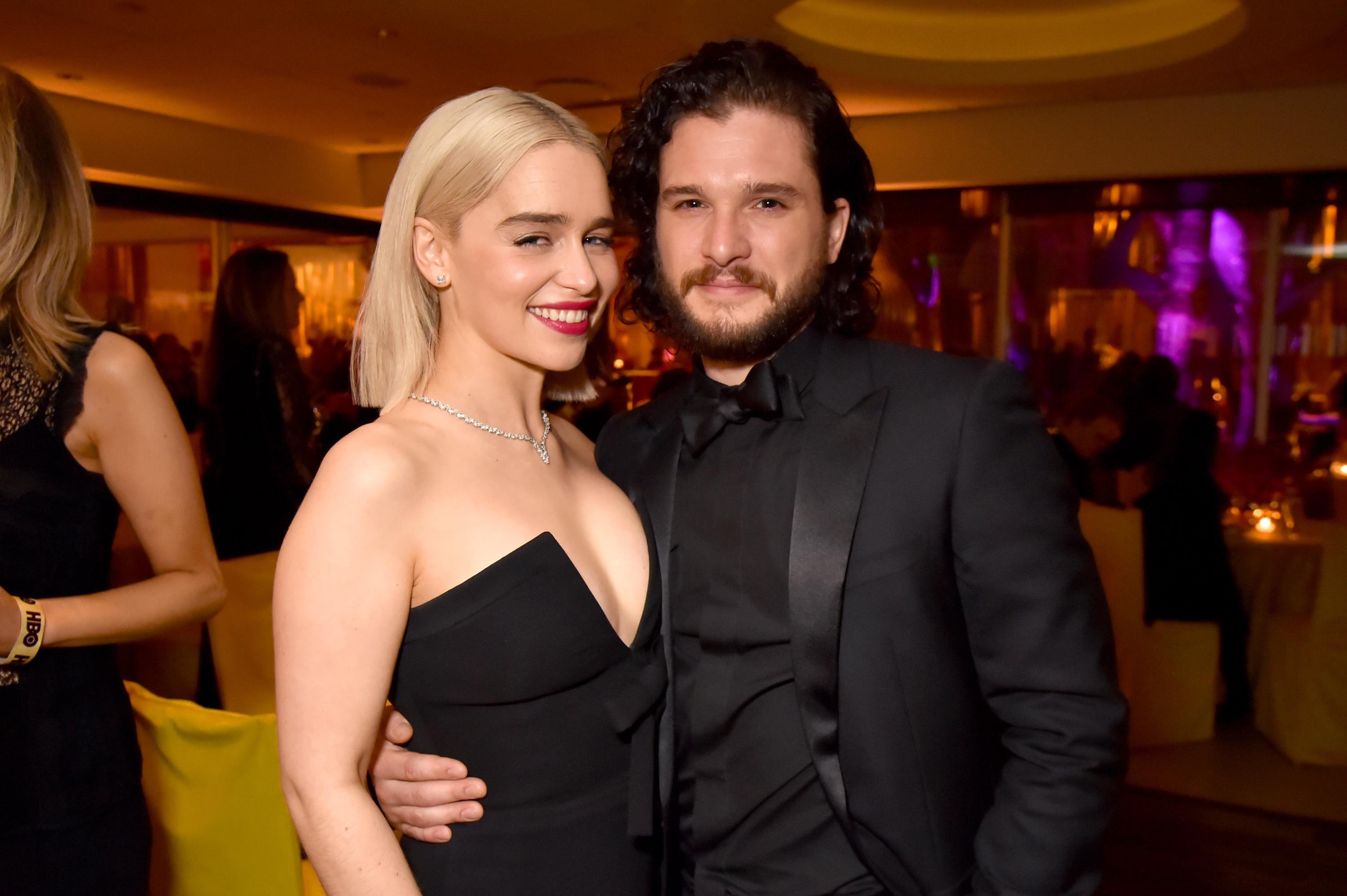 Jon Snow And Daenerys Targaryen Quenched Game Of Thrones Fan