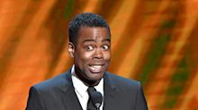 Chris Rock's 'bet he white' joke about mass shooters slammed as 'racist'