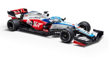 Gallery: The new Williams FW43 from all angles