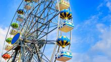 Japanese theme park offers remote working on ferris wheel