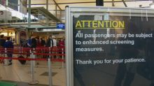 Enhanced airport security measures target personal electronics