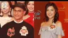 Ruco Chan evades questions about romance