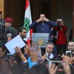 Lebanon's Hariri gets hero's welcome
