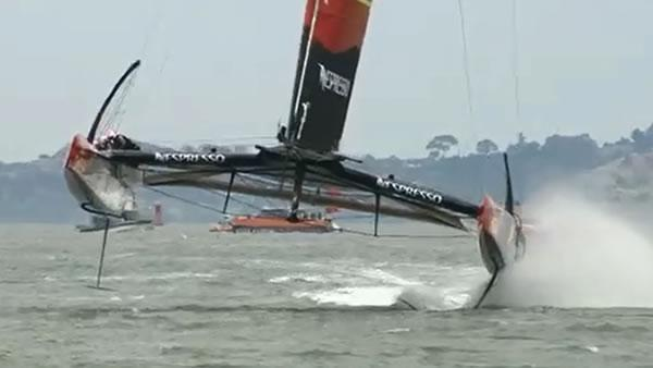 America's Cup features new evolution in yacht racing