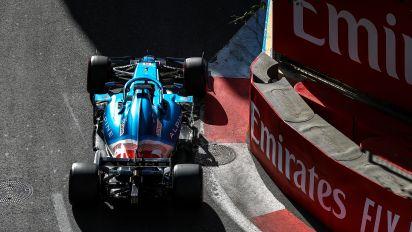 La maniobra mágica de Fernando Alonso que nos ha puesto los pelos de punta