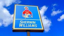 Sherwin-Williams (SHW) Poised on Valspar Buyout, Cost Cuts