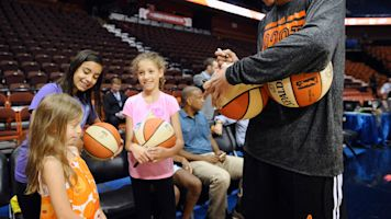 Delle Donne: 'Why can't we just be heard?'