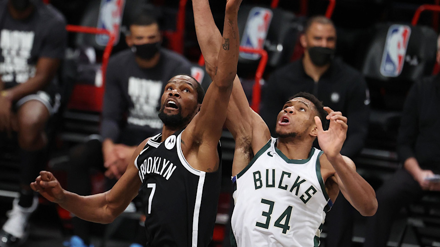 Sorry, Giannis: East now runs through Brooklyn