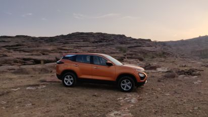 Tata Harrier Launch Prices Target Hyundai Creta, Mahindra XUV500