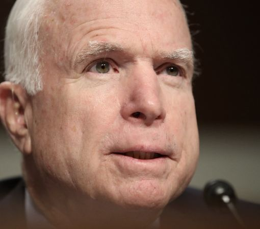 At 80, Senator McCain faces Tuesday primary test